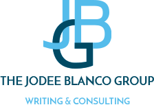 The Jodee Blanco Group Logo